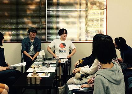 DesignTalks 03 「コスモテックの箔押しマスキングテープ制作裏話」(終了) 3