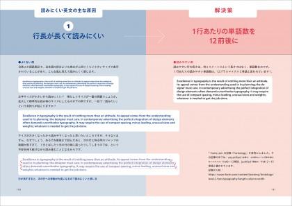 『英文サインのデザイン』 3