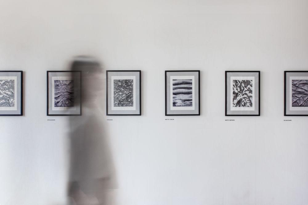 深地宏昌 東京初個展「ドローイングで紙を視る」終了しました